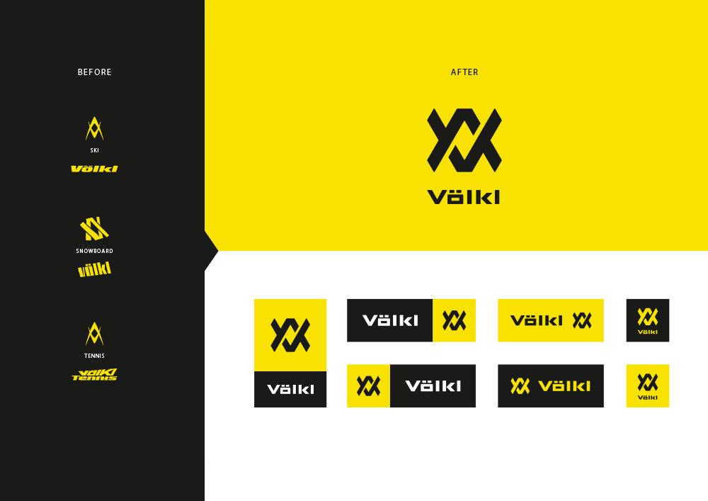 Völkl Award Winning Logo Design Kw43 Branddesign